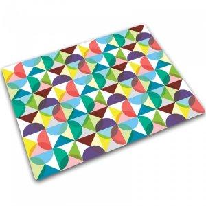Доска для готовки и защиты рабочей поверхности Geometric