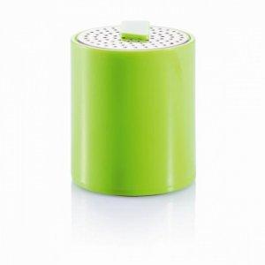 Динамик для усиления звука зеленый