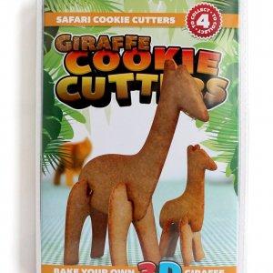 Формы для печенья 3D Safari Жираф