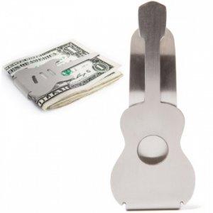 Зажим для денег Sell outs гитара классик