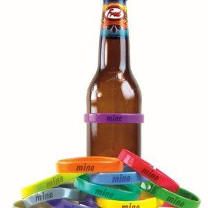 Маркеры для бутылок (в наборе 12 штук)