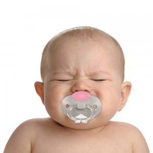 Пустышка (соска) Chill Baby Зайчик