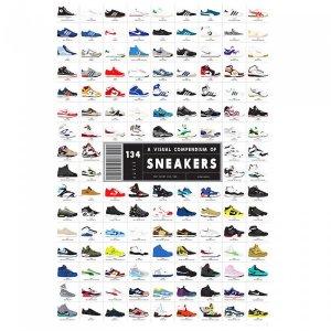 Постер размер XL Sneakers