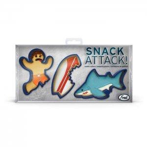 Форма для печенья Snack Attack (набор 3 шт.)
