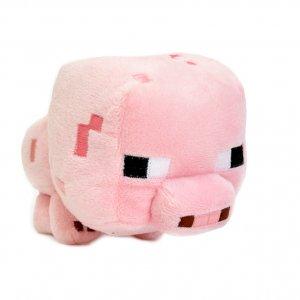 """Плюшевая игрушка """"Minecraft Baby Pig"""" Майнкрафт Поросенок, 13 см"""