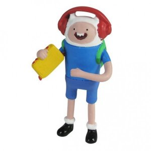 Фигурка Adventure Time Walkman Finn (6см)