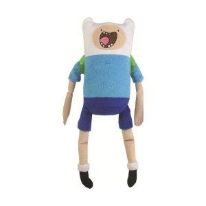 Плюшевая игрушка Adventure Time - Finn со звуком (30см)