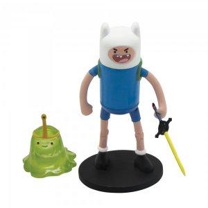 Фигурки Adventure Time Finn with Slimeprinces (8см)