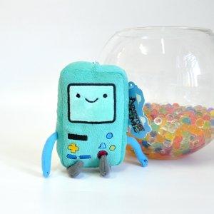 Плюш Бимо Beemo Adventure Time (18см)