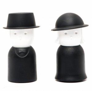 Солонка+перечница Mr.Pepper & Mrs. Salt