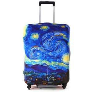 Чехол для чемодана Fancy Armor - Starry Night Ван Гог