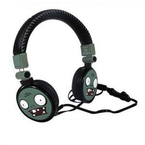 Наушники  Plants vs Zombies Headphones