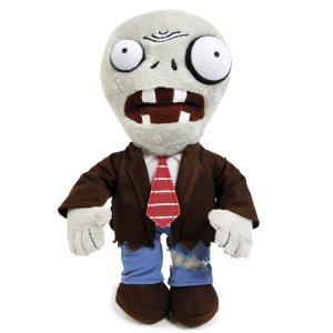 Плюшевая игрушка со звуком Zombie (27 см)