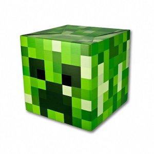 Маска Крипера Minecraft Creeper