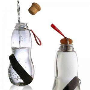 Эко бутылка для воды Eau good с фильтром-ионизатором