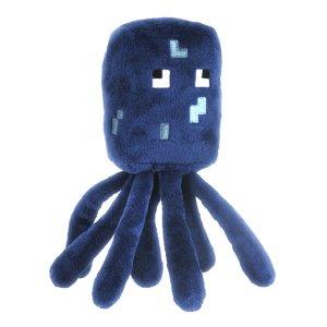 Плюшевая игрушка Minecraft Осьминог Спрут (17см)