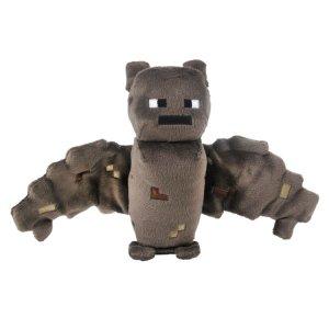 Плюшевая игрушка Minecraft Летучая Мышь Bat (18см)