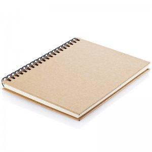 Тетрадь из экологических материалов