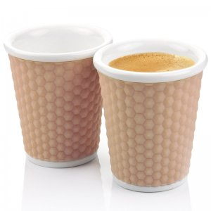 Набор чашек Honeycomb 180 мл