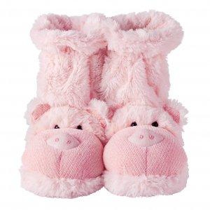 Тапочки-носочки Fun For Feet Поросята