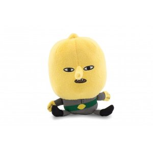 Плюш Лимонохват Adventure Time Lemongrab Mini Slamacow (14см)
