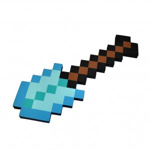 Алмазная лопата Minecraft