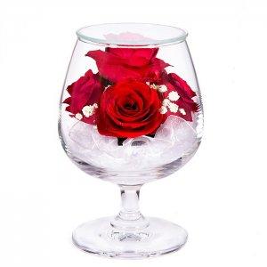 Композиция из красных роз (GSR)