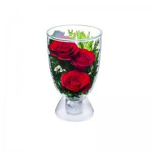 Композиция из красных роз (CuLR)