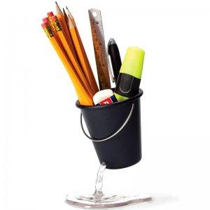 Органайзер для рабочего стола Desk Bucket черный