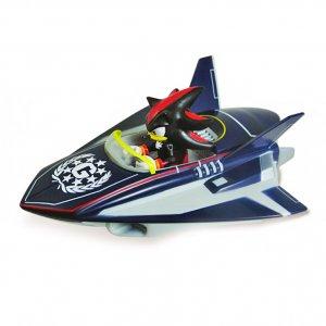 Фигурка с самолетом Sonic All Star Racing - Shadow