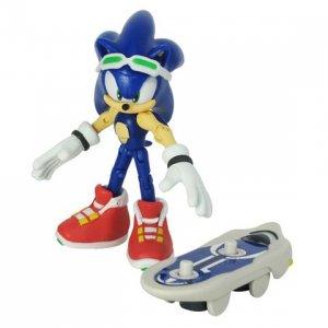 Фигурка Соник Sonic Free Riders (9см)