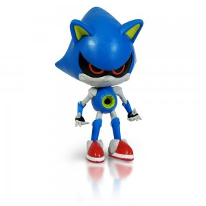 Фигурка Соник - Morphed Metal Sonic (6см)