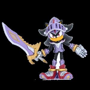 Фигурка Соник Excalibur Sonic Sir Lancelot 13 см