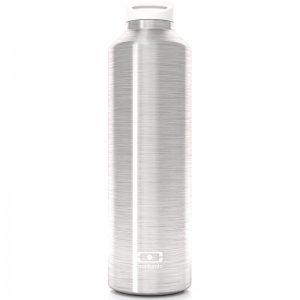 Бутылка MB Steel серебряный