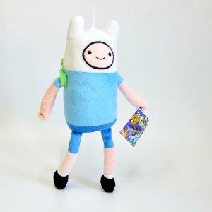 Плюшевая игрушка Финн Adventure time 31 см