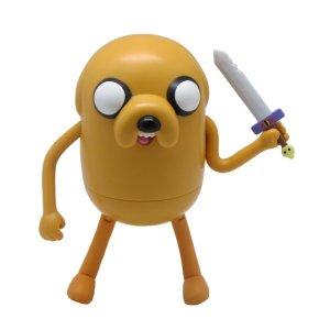 Фигурка Adventure Time Jake with Sword. New body (14см)