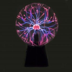 Электрический плазменный шар 20 см