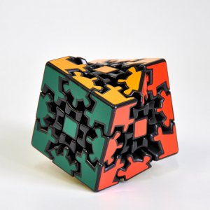 "Головоломка ""Шестеренчатый Куб"" (Gear Cube)"