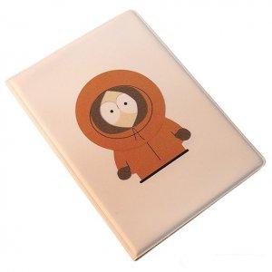 """Обложка для паспорта """"South Park"""" Кенни"""