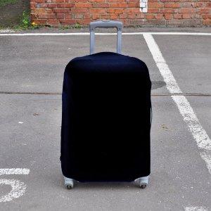 Чехол для чемодана Rainbow черный