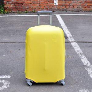 Чехол для чемодана Rainbow желтый