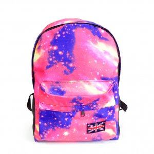 "Рюкзак ""Galaxy"" розовый"
