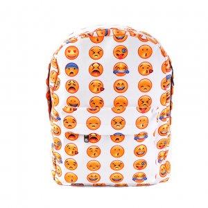 Рюкзак Emoji белый