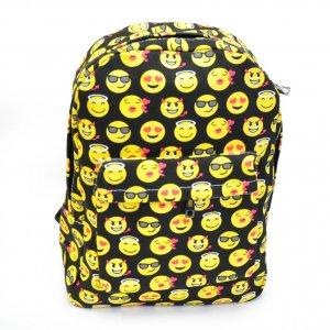 Рюкзак Emoji черный