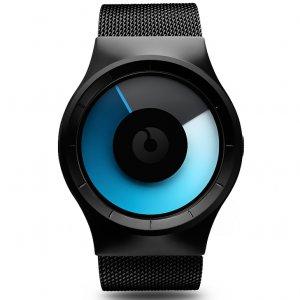 Часы ZIIIRO Celeste Black - Mono