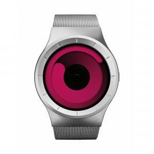 Часы ZIIIRO Mercury Chrome - Magenta