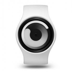 Часы ZIIIRO Gravity Snow - White