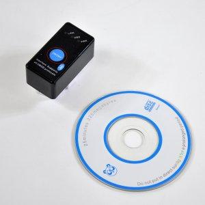 Адаптер для диагностики автомобиля OBD II Bluetooth ELM 327