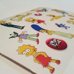 """Набор стикеров """"The Simpsons"""""""