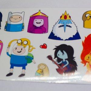 """Набор стикеров """"Adventure time 2"""""""